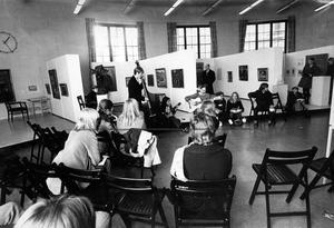 En vanlig lektion. November 1969.