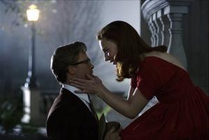 """Vilken stjärnduo! Brad Pitt och Cate Blanchett imponerar i den vackra """"Benjamin Buttons otroliga liv""""."""