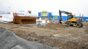 Här öppnar snart ett nytt Rusta på 2 300 kvadratmeter.