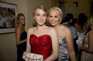 Sofia Odeen och Amanda Öholm.