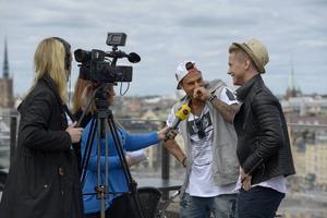 Inget hot mot samhället grundvalar att ungdomar vill delta i tv-program.