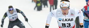 Marcus Hellners upphämtning tog Sverige till en ny andraplats.