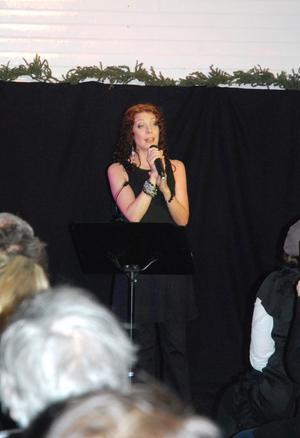 Celina Ingesson framförde bland annat