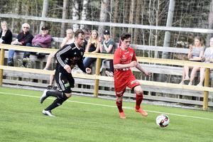 Anfallaren Alexei Josan spelade sin första hemmamatch i Anundsjötröjan.