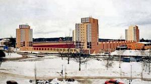 HSB Dalarna lanserade tanken på bostäder vid Domnarvsvallen för 14 år sedan.