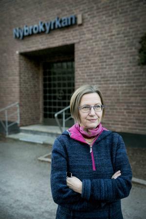 Karin Olofsdotter är pastor i Nybrokyrkan och ordförande i Falu Kristna Forum.