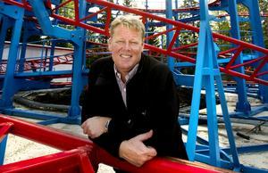 Tom Widorson och hans personal gjorde en vinst på 21 miljoner när de sålde Furuviksparken till Parks & Resorts.