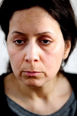Bayan Abdullrahman lever på hoppet. Hon är övertygad om att sonen fortfarande lever.