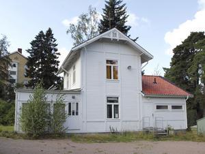 Radiostugan på Jakobsbergsgatan i Västerås i september 2009. FOTO: JONAS BILBERG/VLT ARKIV