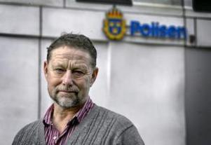 Anders Sjöberg, presstalesperson Örebropolisen.