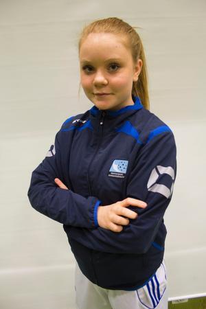 Cassandra Parkatti, Knäppmora AIK