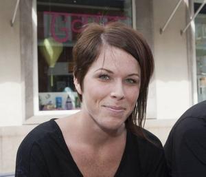 Sandra Nyman, 21– Jag var bara 16 när det brann. Men jag kommer ihåg det bra. Jag hoppas de löser fallet.