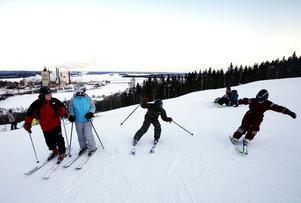 Beslut om populära Skönviksbacken fattades av politikerna.