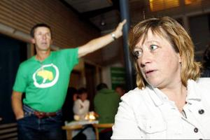 Kommunalrådet Karin Thomasson (MP) var aldrig orolig för att partiet skulle förlora makten i Östersunds kommun. Förmodligen kommer Miljöpartiet att få samregera med Vänsterpartiet och Socialdemokraterna i fyra år till.