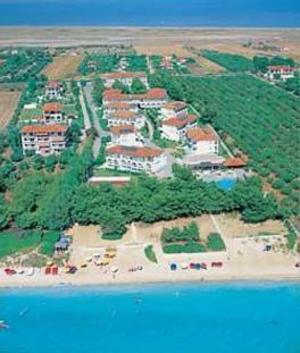 Personaldagarna hölls vid Portes Beach i trakterna av Thessaloniki.
