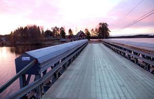 Militärbron i Kättbo, ska den ersättas av en ny bro?