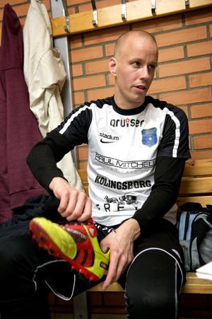 Christoffer Smitz var övertygad att han skulle behöva lägga fotbollen på hyllan.