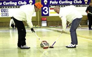 I curlinghallen på Lugnet gjorde 29 lag upp om Telias SM-titel under helgen och 114 deltagare var anmälda. Såväl amatörer som mer drivna spelare tog plats på de hala banorna.
