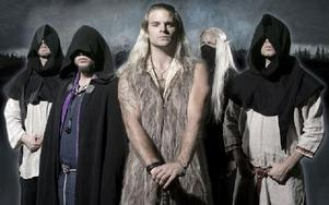 Power metal-bandet Twilight Force. Foto:
