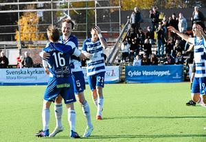 IFK Mora kan förbereda sig för spel i division 2 nästa säsong.
