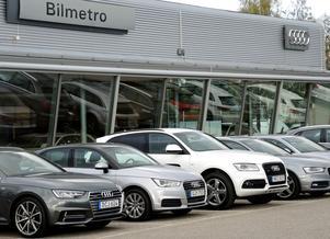Bilmetro bygger en ny bilhall, verkstad och kontor i Islingby. Försäljning en av Audi flyttar då från Södra Backa till den nya anläggningen.