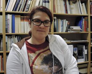 Till vardags jobbar Johanna som museipedagog på Falu gruva.