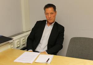 Jan Paymer, tillförordnad renhållningschef i Norrtälje kommun.