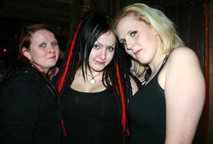 Konrad. Linn, Sophie och Sussie