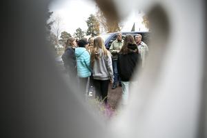 Enviksbarnen fick möta sina nya fritidsledare från Envikens PRO när DT stämde träff med dem.
