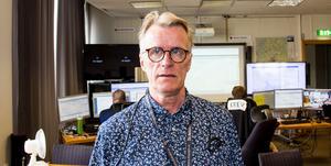 Per-Olof Rask är säkerhetschef för Cityfestvalen.