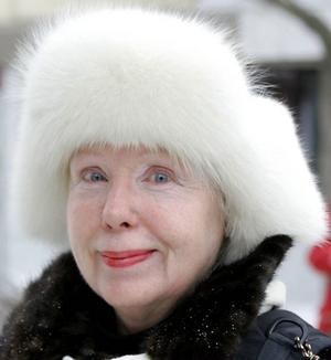 Ragna Unger, 70 år, Östersund:– Nej. Det viktigaste är att inte utarma stadskärnan. Turister besöker nog inte Östersund för att åka till ett köpcentrum