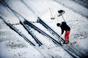 340 extraskottare ska hålla spåren farbara i vinter.