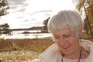 Lillebil Lundqvist minns de starka känslorna hon fick när hon insåg att hon fick arbeta i denna vackra miljö.