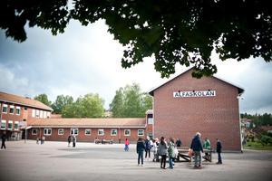 Alfaskolan i Fagersta.