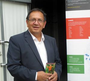 Fred Taikon berättade om romernas situation i Kulturmagasinet.