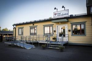 Nya Närvården i Strömsund.