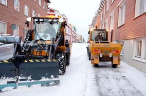 Enligt en ny undersökning vill majoriteten av kommuninvånarna i Östersund att gatukontoret ska sanda mindre.