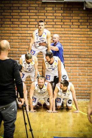 I kväll testas Jämtland Baskets lagbygge på allvar i premiären.