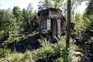 I Långvind finns en rad masugnar som kan höra till en skyddsvärd kulturmiljö.