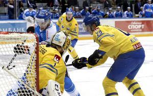 Finske forwarden Tomi Sallinen är en av LIF:s senaste nyförvärv.