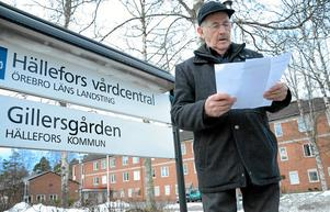 I mars lämnade Lars-Erik Book, ordförande i Hällefors PRO, in protestlistor gällande beslutet att lägga ner äldreboendet Gillersgården. Nu går pensionärerna vidare och kräver folkomröstning.