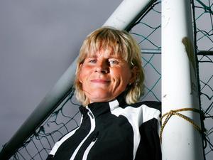 Anneli Andersén, Östersund, laddar inför U20-VM som börjar 13 november för svensk del (arkivbild).