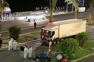Lastbilen  som användes.