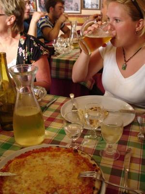 Spanien. Cala San Vicente, pytteliten semesterort på nordvästra Mallorca, nyhet på  2009.