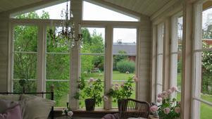 Fönster med utsikt.