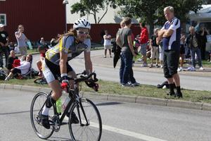 Jonas Wincent under cyklingen.