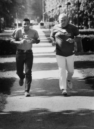 Floyd Patterson och Ingemar Johansson förblev vänner livet ut, vilket gav Patterson många tillfällen att besöka Sverige även efter karriären.