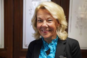 Anita Öberg, chef på kommunala Näringslivsbolaget i Sundsvall.