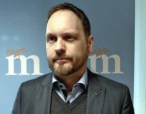 Jörgen Berglund vill stoppa tisdagens beslut.