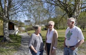De boende i Maland är på krigsstigen, i protest mot Trafikverkets planer på att riva villaidyllen.